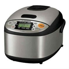 A detailed review of the Zojirushi NS-LAC05 Rice Cooker including the best place to buy - Quality reviews at On The Gas.