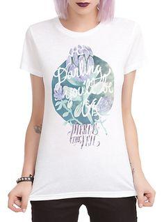 "Pierce The Veil ""Darling you'll be ok"" T-Shirt. Ahhh It's so cute!!!!! Really want one..."
