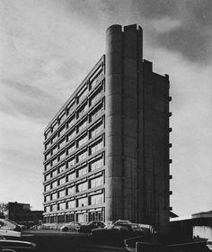Sherman House, Bromley, Kent, UK, 1967 (Owen Luder Partnership)