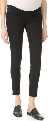 Shop Now - >  https://api.shopstyle.com/action/apiVisitRetailer?id=624134760&pid=uid6996-25233114-59 Madewell Maternity Skinny Jeans  ...