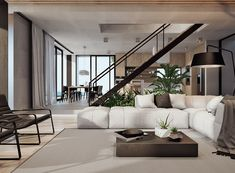 Hello modern interior design perfection                                                                                                                                                                                 More