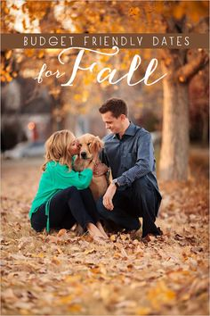 budget friendly dates for fall @weddingchicks