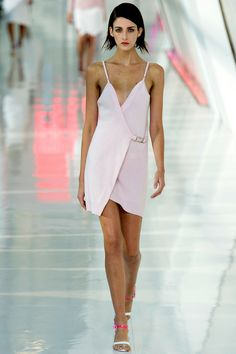 #LFW - Runway: #Preen by Thornton Bregazzi Spring 2014 Ready-to-Wear Collection
