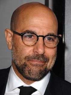 Stanley Tucci- awesome! The older he gets the more personality comes out!! Love him