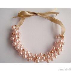Chic Bib necklace for elegant u !