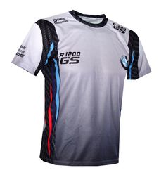 3cf8b425836ed BMW Motorrad GS - all over sublimated print t-shirt camiseta maglietta 2