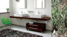 LEADER design in bathrooms - moderní nábytek