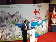 Día Mundial de la Cruz Roja en Vitoria Pantuás Diseño Gráfico