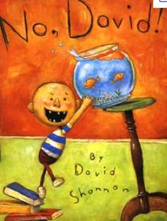 No, David! PDF By:David Shannon Published on by Scholastic Inc. When David Shannon was five years old, he wrote and illustrated h. David Shannon, No David, Good Books, My Books, Amazing Books, Toddler Storytime, Book Creator, Library Lessons, Children's Library