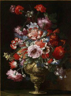 Итальянский живописец цветов Andrea Scacciati (1642-1710).. Обсуждение на LiveInternet - Российский Сервис Онлайн-Дневников