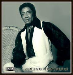 """22 de Mayo de 1930: Nace en Palma Soriano, Cuba, Orlando Contreras; la """"Voz Romántica de Cuba""""."""