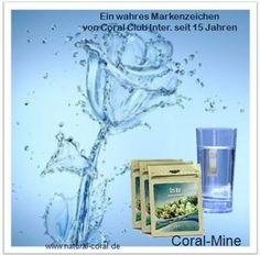 Coral-Mine ist ein Markenzeichen von Coral Club International