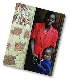 Our Wishlist is Here! An orphan's wishes are simple: a bed to call their own, food to fill their bellies, the chance to go to school. Your Ch...