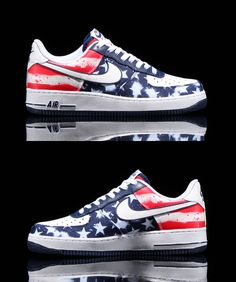 Air 1 Flag Force American Nike dCxBore