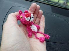 Kapitein-haak: En hier de andere Pink Panther (met patroon)