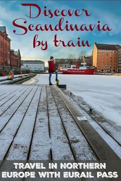 Travel in Scandinavia by train. Is the Eurail Scandinavia Pass the best option for a rail trip? How to plan an itinerary and make the reservations with the Eurail Pass, fees and rules. All you need to know to travel across Norway, Denmark, Sweden and Finland by train. One Eurail Pass for 4 countries! via @loveandroad