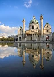 St Charles Cathedral, Vienna