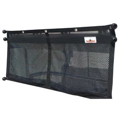"""Tackle Webs """"Suspending Storage System"""" consists of marine grade weather resistant materials. The outdoor ready tackle storage bag is designed to create additional storage space onboard marine vessels is convenient, safe and secure. Tackle Webs bags are d Web Storage, Secure Storage, Storage Spaces, Line Tools, Yacht Builders, Boat Insurance, Boat Trailer, Boat Accessories, Metal Fabrication"""