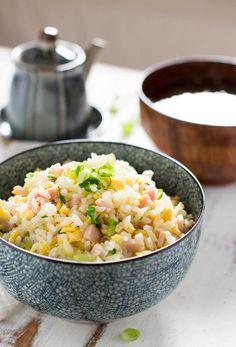 Yakimeshi Japanese Fried Rice