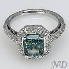 blue diamond ring......yep. I want it!