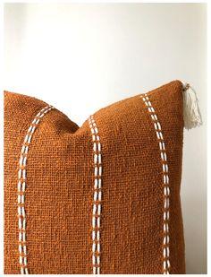 Diy Pillow Covers, Diy Pillows, Decorative Pillows, Orange Pillow Covers, Pillow Inserts, Boho Cushions, Scatter Cushions, Décor Boho, Boho Diy
