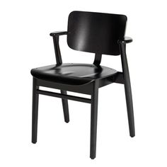 Buy Domus Chair from Artek. A masterpiece of modern furniture design, the Domus Chair was created as part of a series of furniture for the Domus Academ. Old Chairs, Table And Chairs, Dining Chairs, Dining Room, Dining Table, Modern Chairs, Modern Furniture, Furniture Design, Furniture Chairs