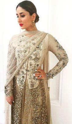 Kareena kapoor looks ethereal in Sabyasachi Pinterest: @Littlehub [[Sabyasachi~❤。An Exquisite Clothing World]]