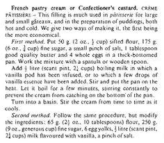 Crema de vanilie pentru prajituri, torturi - crema de patiserie, crema fiarta cu lapte și oua | Savori Urbane French Pastries, Custard, Pudding, Cream, Desserts, Recipes, Cake, Fine Dining, Syrup