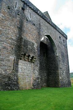 Hermitage Castle - Scottish Borders
