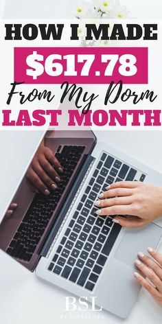 I tried out these tips and started making money in college online in two weeks! Can't believe I am making money from my dorm. Thanks so much for sharing! Make Money Blogging, Way To Make Money, Make Money Online, How To Make, Money Tips, Earn Money, Money Fast, Right To Education, Email Marketing Strategy