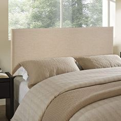 Zipcode Design Ragnar Upholstered Panel Headboard #Upholstered#Required#Assembly