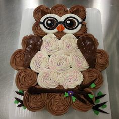 Cupcake Cake Menu - Cupcake Charlie's