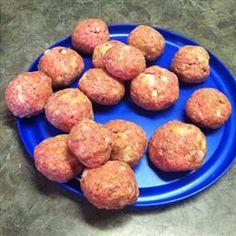 BBQ Meatballs   Organic Recipe Book