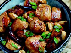 Find the recipe for Kung Pao Chicken and other chile pepper recipes at Epicurious.com