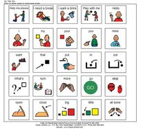 Quiet Hands, Quiet Mouth, Quiet Feet | Visual Supports ...
