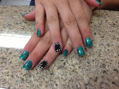 Squared nails