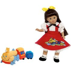 "Alexander Dolls 8"" Tootle - Little Golden Books Collection - Storyland Collection *** Be sure to check out this awesome product. (This is an affiliate link) #GrownUpToys"