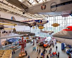 The Washington Museum of Flight, found by the King County International Airport | 10 Best Places To Visit In Washington