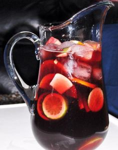 Copycat Recipe - Legal Seafood's Sangria (the best Sangria ever!)