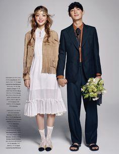 Korean Male Models — Shon Minho in Elle Bride, September 2015 (via:. Vogue Photography, Bridal Photography, Couple Outfits, Kpop Outfits, Korean Male Models, Korean Wedding, Casual Wedding, Trendy Wedding, Fashion Couple