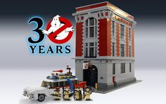 Lego Ghostbusters  30 Years