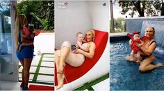 Coco Austin and daughter Chanel post an adorable Snapchat video of their…