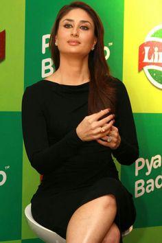 Beauty in Black Kareena Kapoor <3