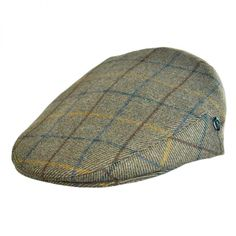British Wool Plaid Ivy Cap. Color combination looks great. Sports Caps ae494aa642e9