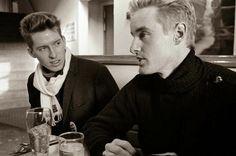 Wes Anderson & Owen Wilson