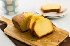 ????????????? Butter Pound Cake from Christine�s Recipes