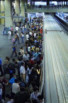 Metro de Caracas,Venezuela
