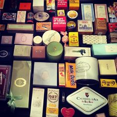My packaging collection #packaging