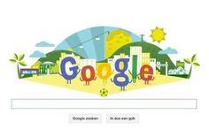 #Google speelt al jaren in op actuele gebeurtenissen met Google Doodle. #WK2014