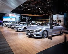 We brought a lot of special vehicles to the @NAIASDetroit from the Mercedes-Benz GLA250 to the Mercedes-AMG S65 Cabriolet. If you could have a single Mercedes-Benz what would it be and why?  #Mercedes #Benz #SL550 #C300 #Coupe #CLS400 #GLS63 #SLC #AMG #NAIAS #NAIAS2016 #DetroitAutoShow #Instacar #carsofinstagram #germancars #luxury @NAIASDetroit